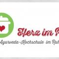 Design Logo Icon Herz im Pott